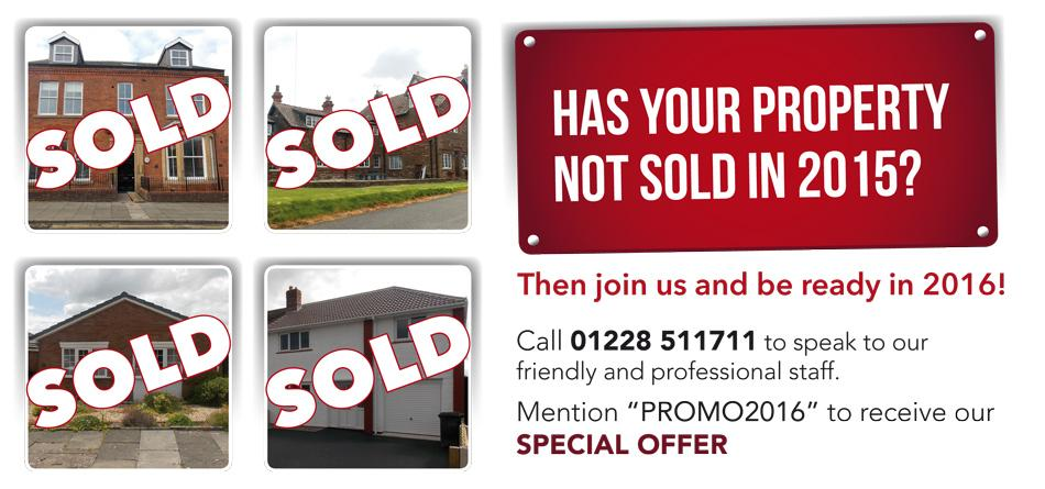 Has Your Property Not Sold In 2015?