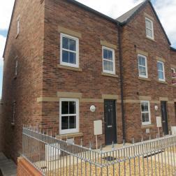 Lazonby Terrace, Carlisle